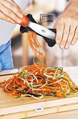 GEFU Spirelli Spiral Slicer