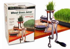handy pantry wheatgrass juicers