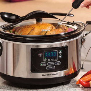 Hamilton Beach Slow Cooker reviews