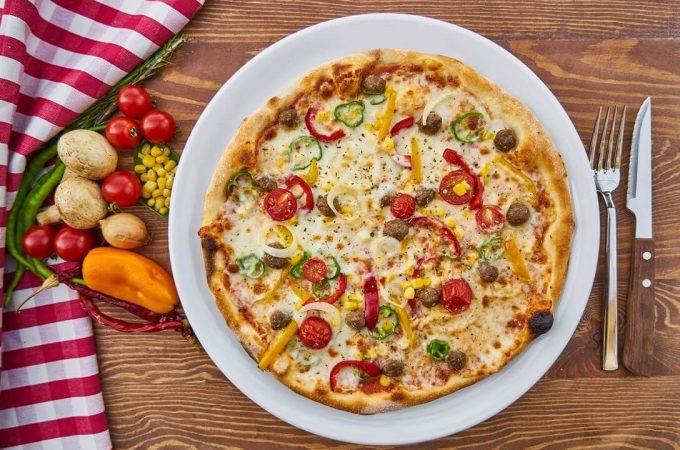 RECIPES FOR VEGAN PIZZA