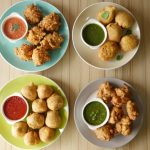 Left-over Rice Fritters recipe