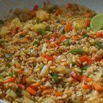 Vegan Fried Rice recipe